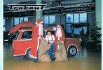PKW Trabant, Ungelaufen, Weihnachtsfeier In Audihalle 1999 - Passenger Cars