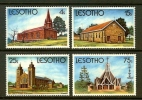 LESOTHO 1980 MNH Stamps Christmas 319-322 - Christmas