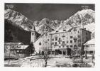 MACUGNAGA - Grand Hotel Monte Moro - Cartolina FG BN NV - Italie