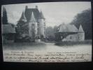 STEENOKKERZEEL - Kasteel - Château -  Verzonden - 1902  - Voorloper - Nels - Lot AM11 - Steenokkerzeel