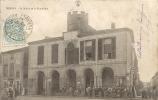Hérault- Bessan -La Mairie Et La Rue Droite - Unclassified