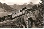 Treib Seelisberg Funiculaire Funicular Drahtseilbahn Standseilbahn Tram Tramway - UR Uri
