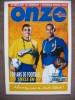Football Sonny ANDERSON Et Steve MARLET Pub Magazine ONZE 2000 - Football