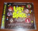 Cd Soundtrack Lost In Space John Williams 2 Disc Limited Edition 40th Anniversary La-la Land Records Sold Out - Musique De Films