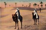 Paysage Du Sud, Cap, Crossing The Desert On Camels, PU-1945 - Sudan