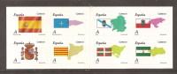 SPAIN 2009 AUTONOMIES  BOOKLET MNH - 1931-Today: 2nd Rep - ... Juan Carlos I
