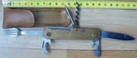 Couteau/pin Knife-INOX BUCHAREST - Other Collections