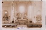 CARTE PHOTO : MEAUX INTERIEUR EGLISE CATHEDRALE ? AUTEL RELIGION 77 - Meaux