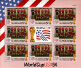 SAINT VINCENT GRENADINES  BF  ( Espagne )  **  Cup 1994 Football  Soccer Fussball - World Cup