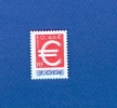 N° 3214  LE TIMBRE EUROS   NEUF **** ( JE LIQUIDE TOUT MA COLLECTION ) 5 TIMBRES NEUF** ACHETEE PORT GRATUIT - France