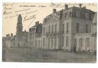 Les Ormes S/Vienne (86) : Le Château En 1914 (animée). - Non Classés