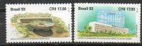 61  -Brasil  -1993- Universidades De San Pablo Y  Rio De Janeiro -   REBAJADO !!!! - Unused Stamps