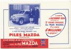 Pub 21/13  St Martin Boulogne  Guy Leblond Concours Mazda Cipel Gagne 4CV Renault - Automobile