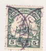 Germany South West Africa 27  (o)  Wmk.  GROOTFONTEIN Cd. - Colony: German South West Africa