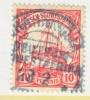 Germany South West Africa 28  (o)   Wmk.  OKAHANDJA  Type VII  Cd. - Colony: German South West Africa