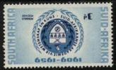 UNION OF SOUTH AFRICA 1959 Mint Hinged Stamp(s) Art & Science 258 - South Africa (...-1961)
