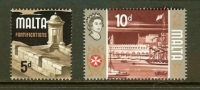 MALTA 1970 MNH Stamp(s) Definitives 412-413 - Malta
