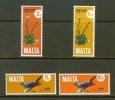 MALTA 1971 MNH Stamp(s) National Symbols 429-432 - Malta