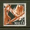MALTA 1967 MNH Stamp(s) Holy Peter 353 - Malta