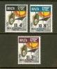 MALTA 1968 MNH Stamp(s) Tradefair 373-375 - Malta