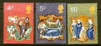 UK 1970 MNH Stamp(s) Christmas 558-560 - 1952-.... (Elizabeth II)