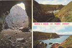 DEVILS HOLE,ST.MARY,JERSEY,CHANNEL ISLANDS.X1. - Jersey