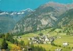 CPSM  -  Italie    (Val D'Aosta)     OLLOMONT  -   Panorama - - Italia