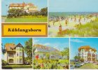 Ostseebad Kühlungsborn Mehrbildkarte - Kuehlungsborn
