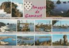 Dép. 29 -  Images De CAMARET - Multivues. Ed. D'Art JOS Le Doaré. N° C 60 - Camaret-sur-Mer