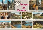 Dép. 56 - VANNES. - Multivue - Editions Jos Le Doaré. N° C 69 - Vannes