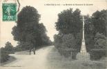 44 MAUVES LA MONTEE DU BOURG ET LE CALVAIRE - Mauves-sur-Loire