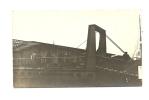 Photo, Bateaux, Le Havre (76) - Enl�vement de la derni�re Passerelle - Dimension : Env. 14 cm x 8 cm