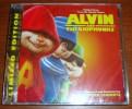 Cd Soundtrack Alvin And The Chipmunks Christopher Lennertz Limited Edition La-la Land Records - Musique De Films