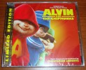 Cd Soundtrack Alvin And The Chipmunks Christopher Lennertz Limited Edition La-la Land Records - Filmmusik