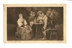 Cp, Peintures Et Tableaux, Galants Propos - Balderos - Paintings