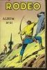 RODEO Reliure N° 51 ( N° 271 + 272 + 273 + 274 )   - LUG  1974 - Rodeo