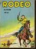 RODEO Reliure N° 67 ( N° 335 + 336 + 337 + 338 )   - LUG  1979 - Rodeo
