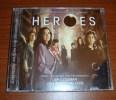 Cd Soundtrack Heroes Lisa Coleman And Wendy Melvoin With Voice Of Shenkar La-la Land Records - Musique De Films