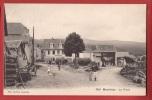 RA002+ Marchissy La Place Du Village.Pied Du Jura Vaudois.Chars à Foin.Cachet Marchissy 1908.des Arts 3620 - VD Vaud