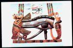 EGYPT / MAXICARD / MAXIMUM / TUT-ANKH-AMUN'S TREASURES / EGYPTOLOGY. . - Egypt