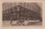 Paris - Restaurant Italien Poccardi, 12, Rue Favari & 9, Bd. Des Italiens, 1920's - Pubs, Hotels, Restaurants