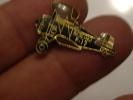 (pin1111u) Pin´s Pins Thème AVION AVIATION ESPACE /  BIPLAN US NAVY BOEING P-12  Fabriqué Par Ou Pour ?????  Très Bon ét - Avions