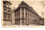 DIJON - LES FACULTES - JAVELLE , Arch-    écrite Avec Timbre PETAIN 60c  Violet - 31 VII 1943- DIJON GARE-Recto Verso - Schools