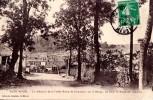 55, SAINT MIHIEL, Le Débouché De La Vieille Route De Commercy Sur Le Bourg, Massif Des Capucins - Saint Mihiel