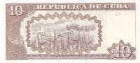 ***Cuba - 10 Pesos 2010 -  Pick New - VF - Cuba