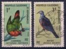 Nouvelle-Calédonie N° 330 à 331 Oblitérés - Oiseaux - Nueva Caledonia