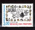FRANCE / 1998 / Y&T N° 3205 ** : Médecins Sans Frontières - Gomme D'origine Intacte - Frankreich