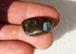 Australian Boulder Opal (12.3 Ct) - Ready For Setting - Opal