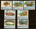 Kampuchea 1986 Yvertn° 660-66  *** MNH Cote 7 Euro Autos Voitures Cars - Kampuchea
