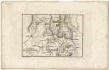 Map Of Castiglione Battle 19th Century , Solferino, Peschiera, Calvisano Etc - Cartes